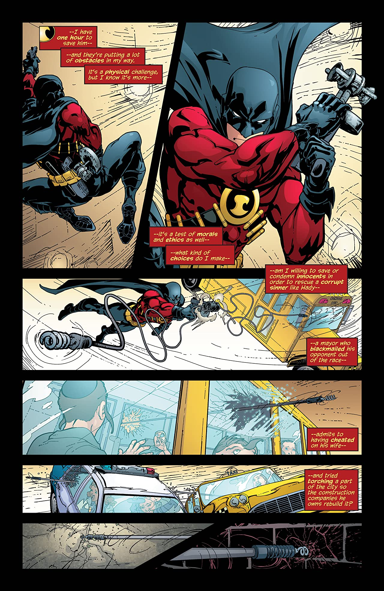 Red Robin #22
