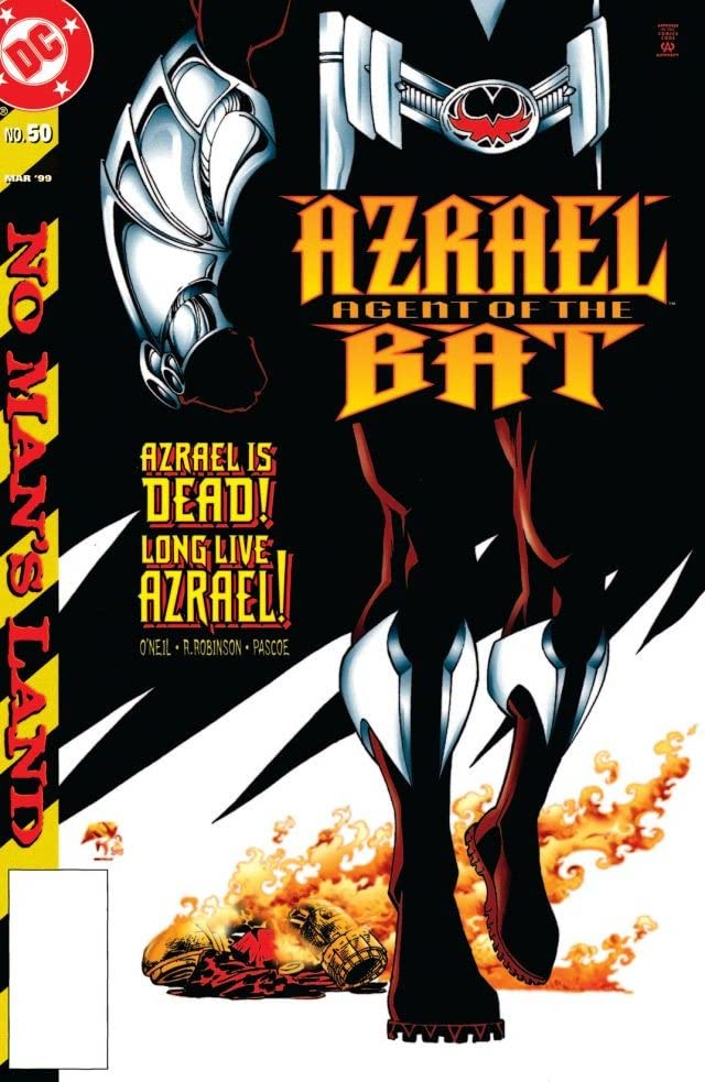 Azrael: Agent of the Bat (1995-2003) #50