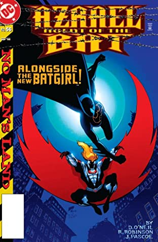 Azrael: Agent of the Bat (1995-2003) #56
