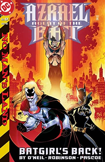Azrael: Agent of the Bat (1995-2003) #57