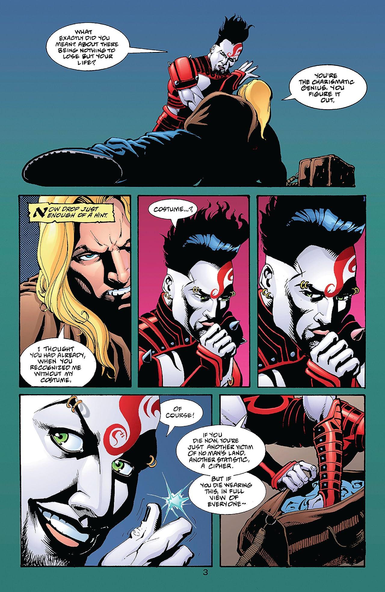 Azrael: Agent of the Bat (1995-2003) #57