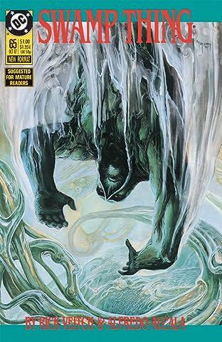 Swamp Thing (1982-1996) #65