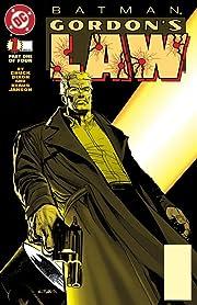 Batman: Gordon's Law (1996-1997) No.1