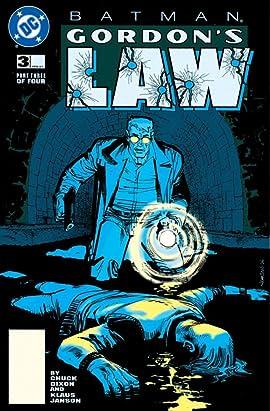 Batman: Gordon's Law (1996-1997) No.3