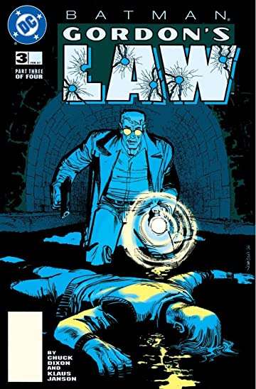 Batman: Gordon's Law (1996-1997) #3