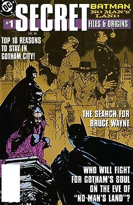 Batman: No Man's Land: Secret Files (1999) #1
