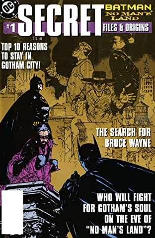 Batman: No Man's Land: Secret Files (1999) No.1
