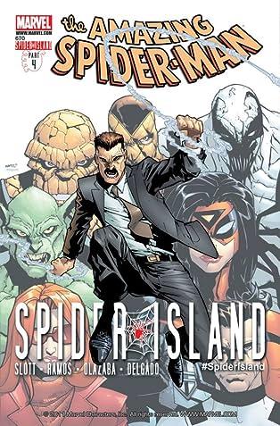 Amazing Spider-Man (1999-2013) #670