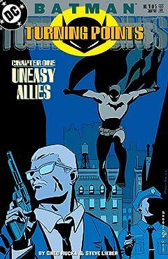 Batman: Turning Points (2000-2001) No.1
