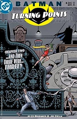Batman: Turning Points (2000-2001) No.2