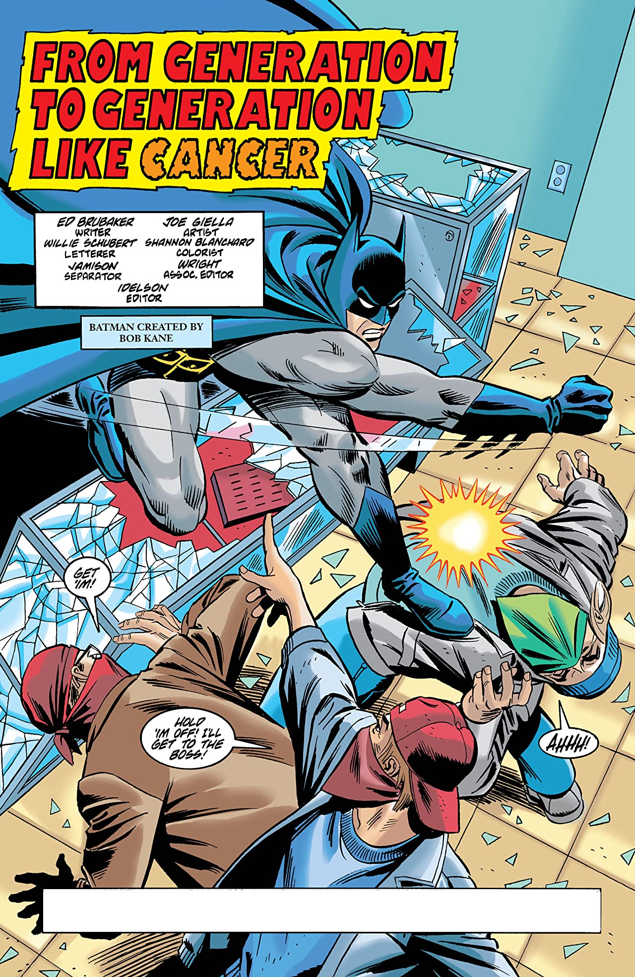 Batman: Turning Points (2000-2001) #2