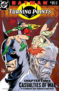Batman: Turning Points (2000-2001) No.3