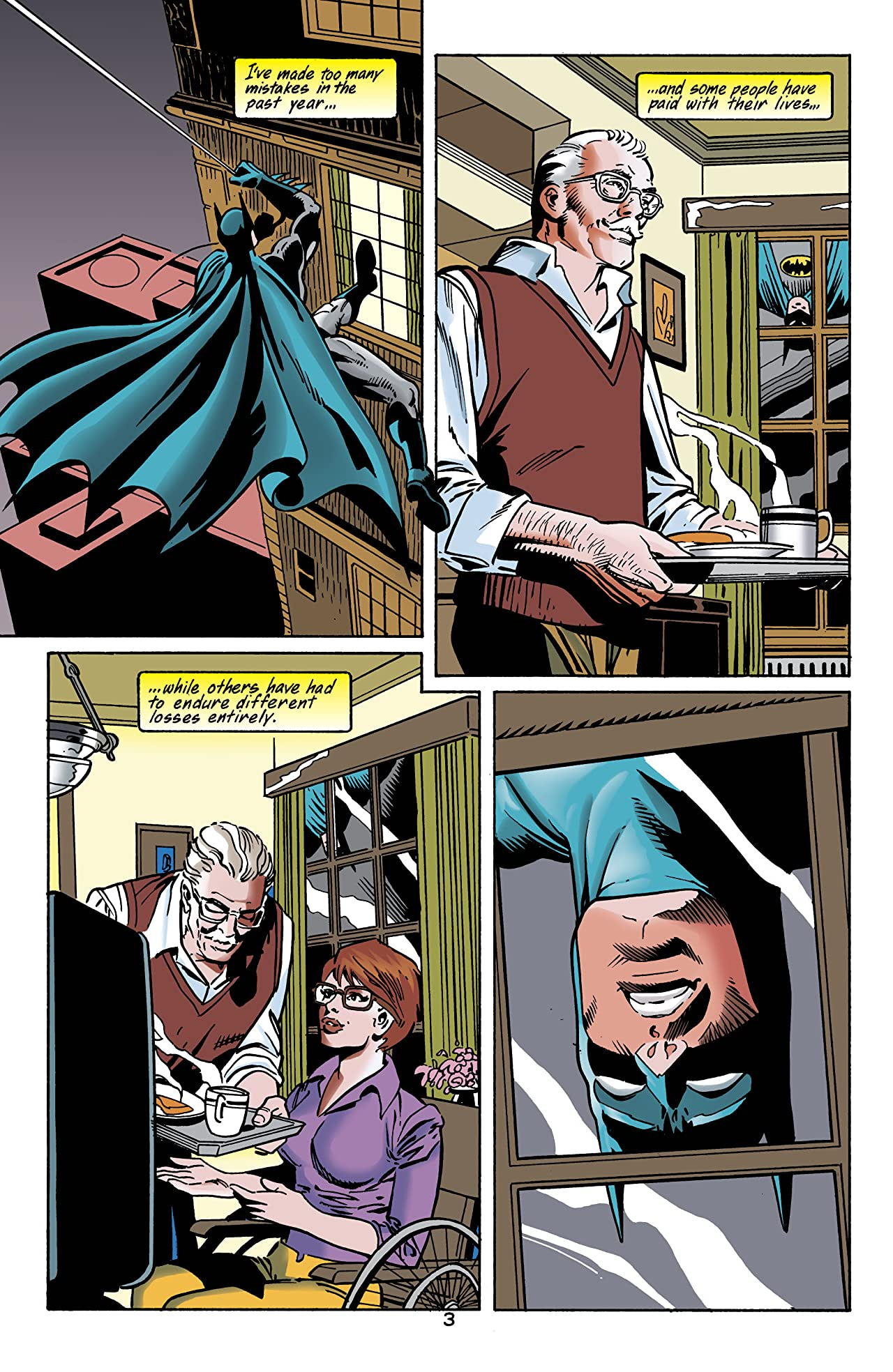 Batman: Turning Points (2000-2001) #3
