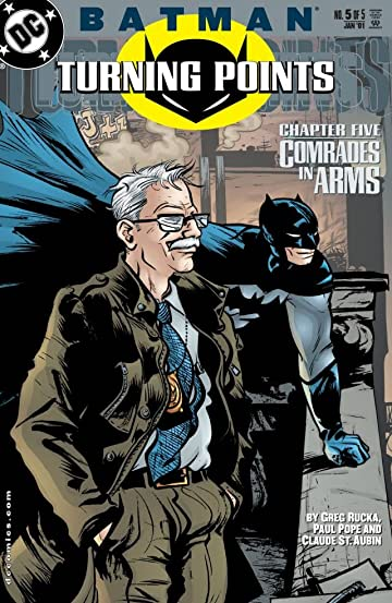 Batman: Turning Points (2000-2001) #5