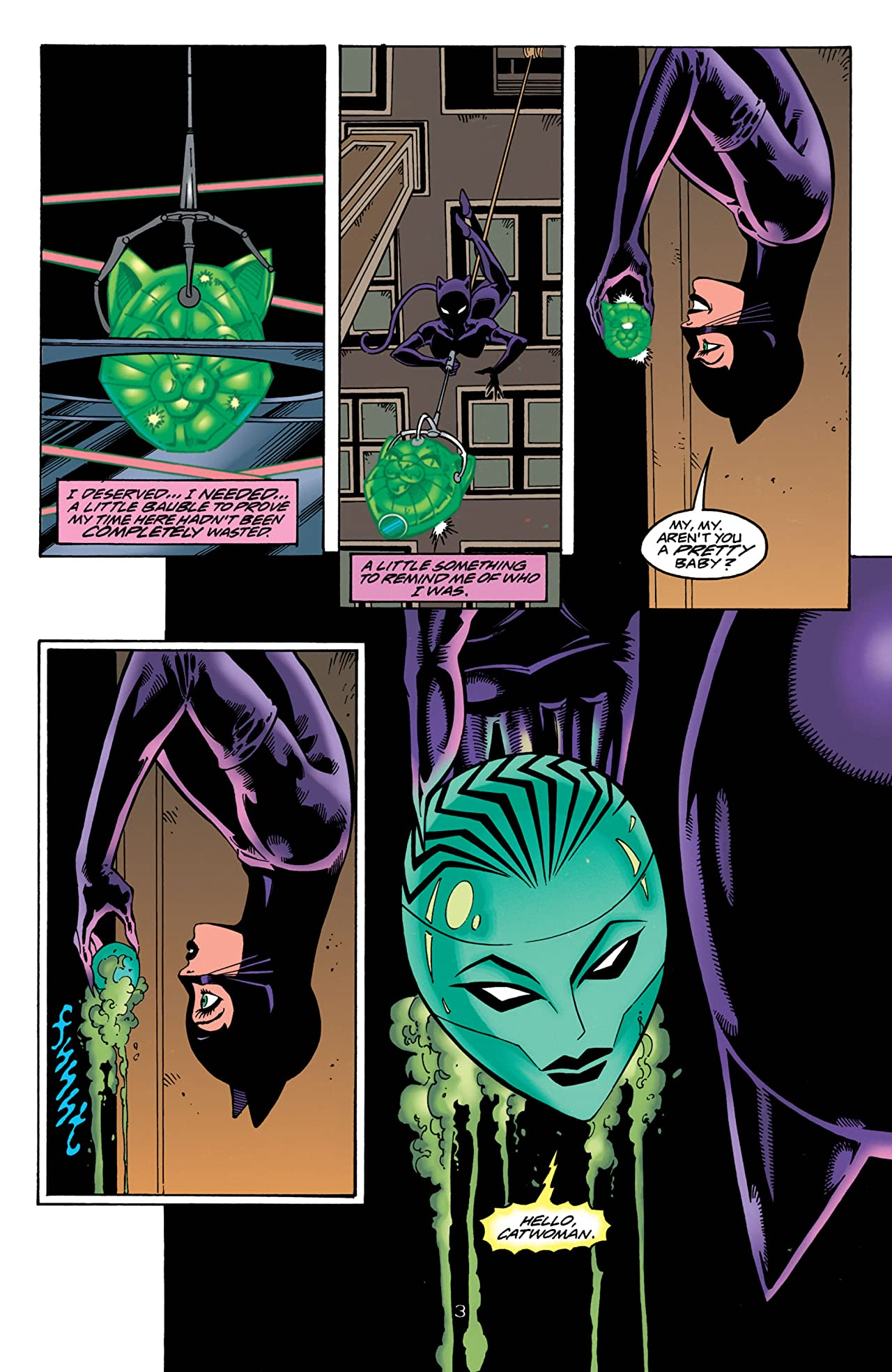 Catwoman (1993-2001) #72