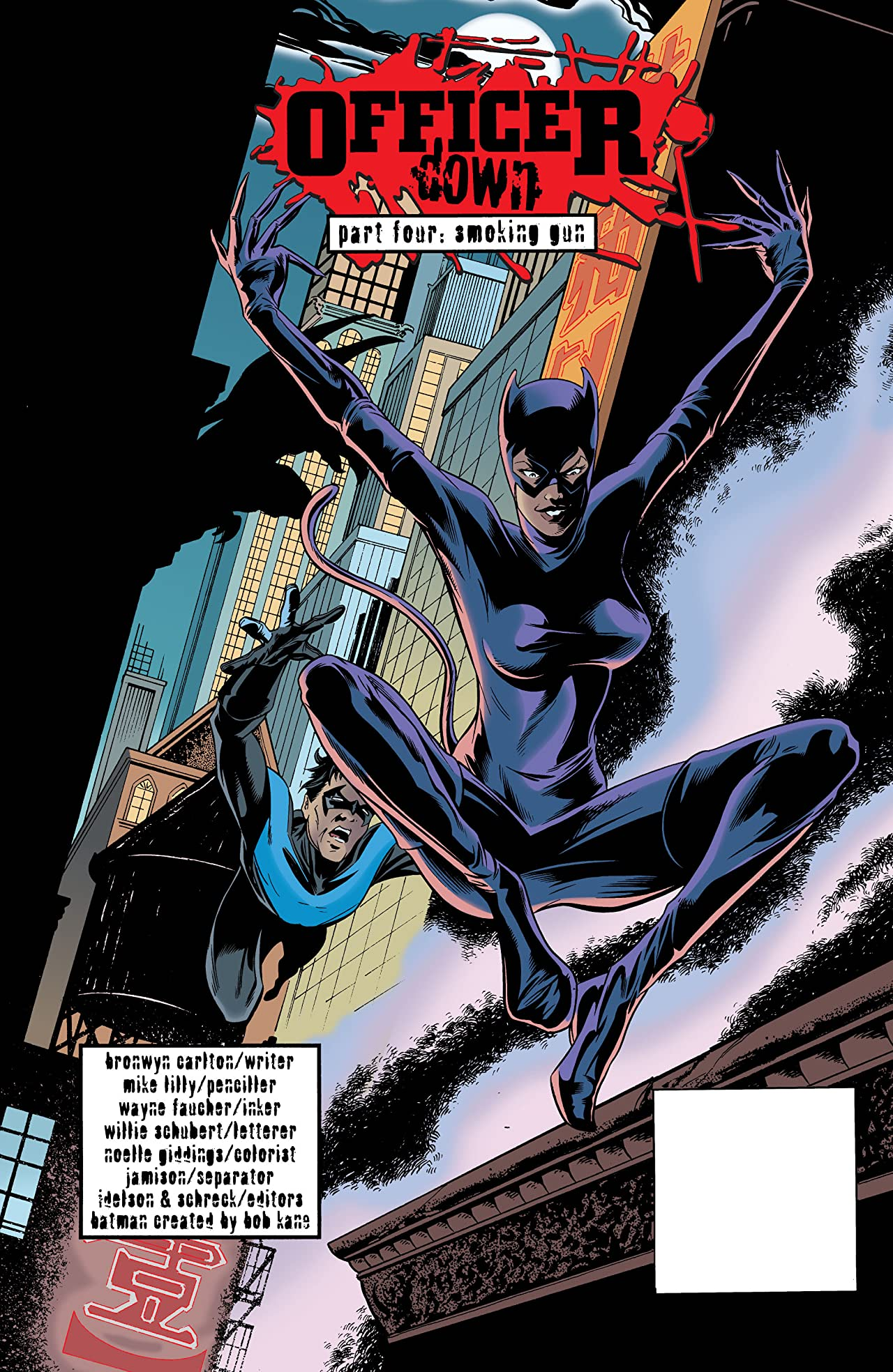 Catwoman (1993-2001) #90