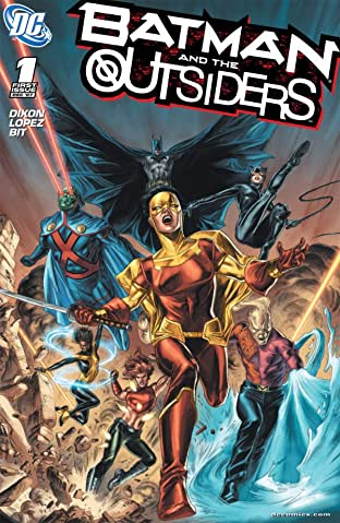 Batman and the Outsiders No.1
