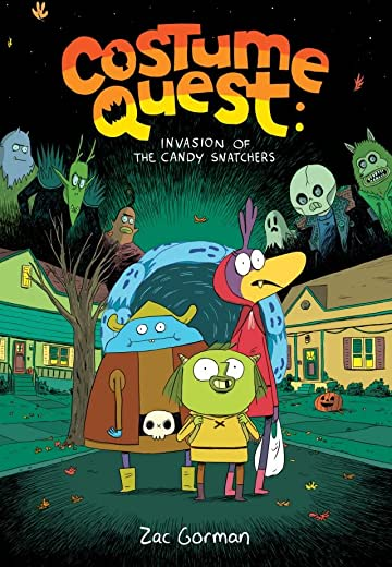 Costume Quest: Invasion of Candy Snatchers