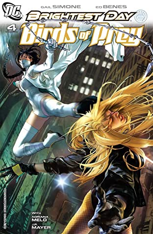 Birds of Prey (2010-2011) No.4