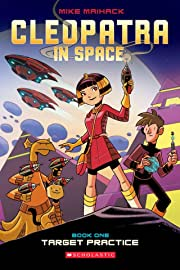 Cleopatra in Space Vol. 1: Target Practice