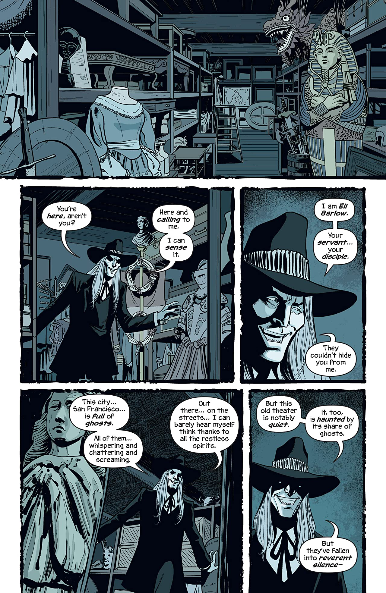 The Sixth Gun: Days of the Dead #3 (of 5)
