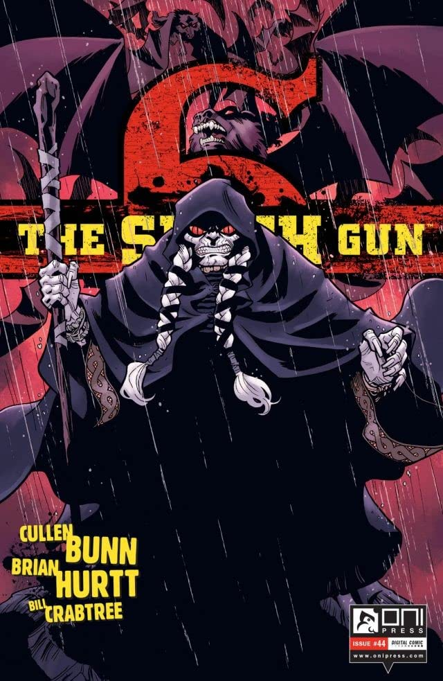 The Sixth Gun #44