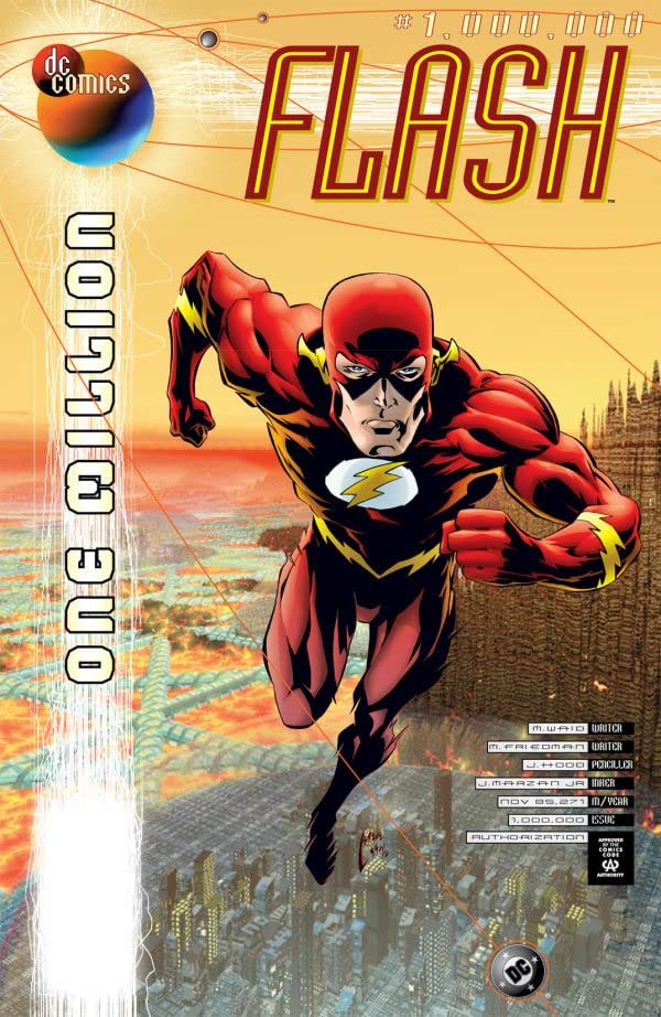 The Flash (1987-2009) #1000000
