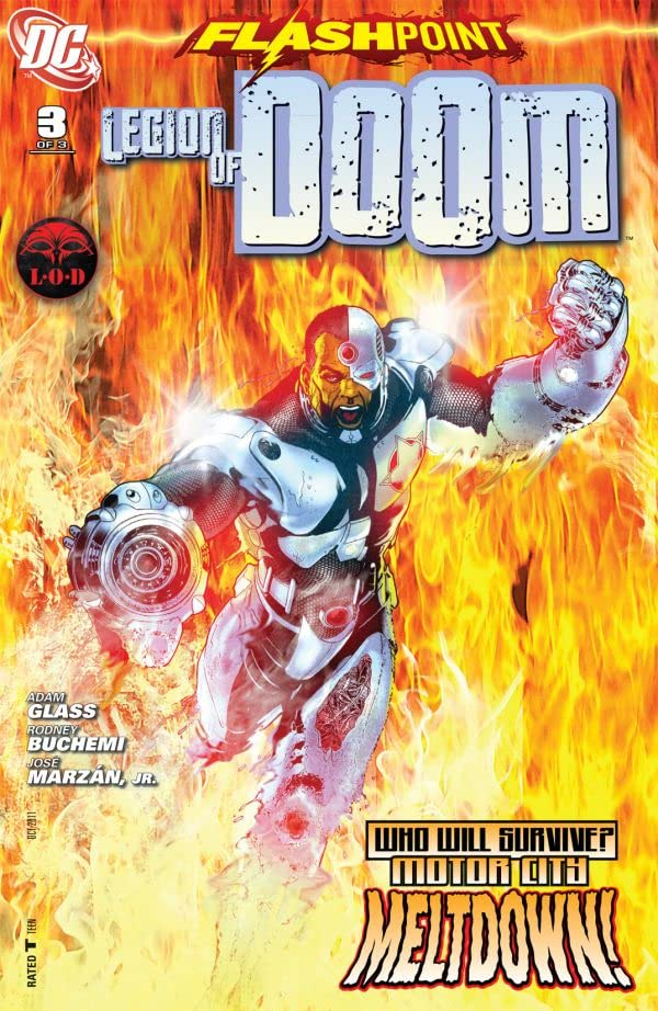 Flashpoint: Legion of Doom #3 (of 3)