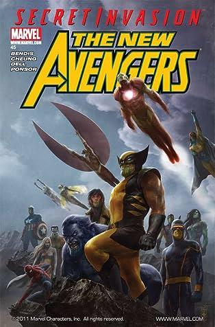 New Avengers (2004-2010) #45