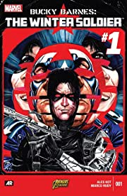 Bucky Barnes: The Winter Soldier (2014-2015) #1