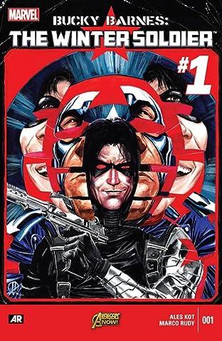 Bucky Barnes: The Winter Soldier (2014-2015) #1