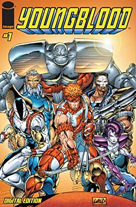 Youngblood Vol. 1 #1