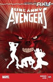 Uncanny Avengers (2012-2014) #25