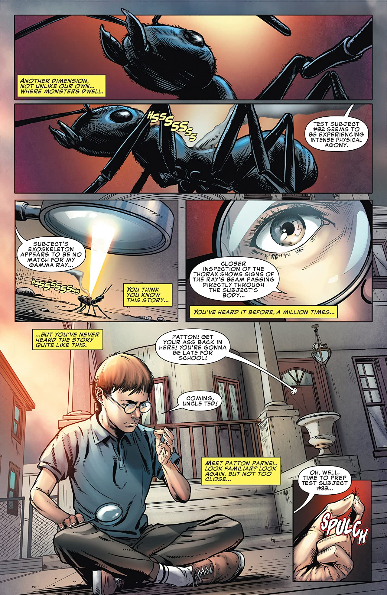 Edge of Spider-Verse #4 (of 5)