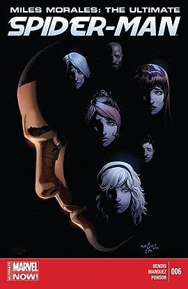 Miles Morales: Ultimate Spider-Man (2014-2015) #6