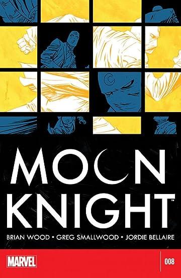 Moon Knight (2014-2015) #8