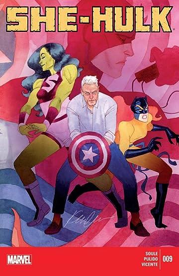 She-Hulk (2014-2015) #9