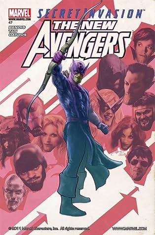 New Avengers (2004-2010) #47