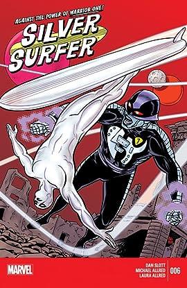Silver Surfer (2014-2015) #6