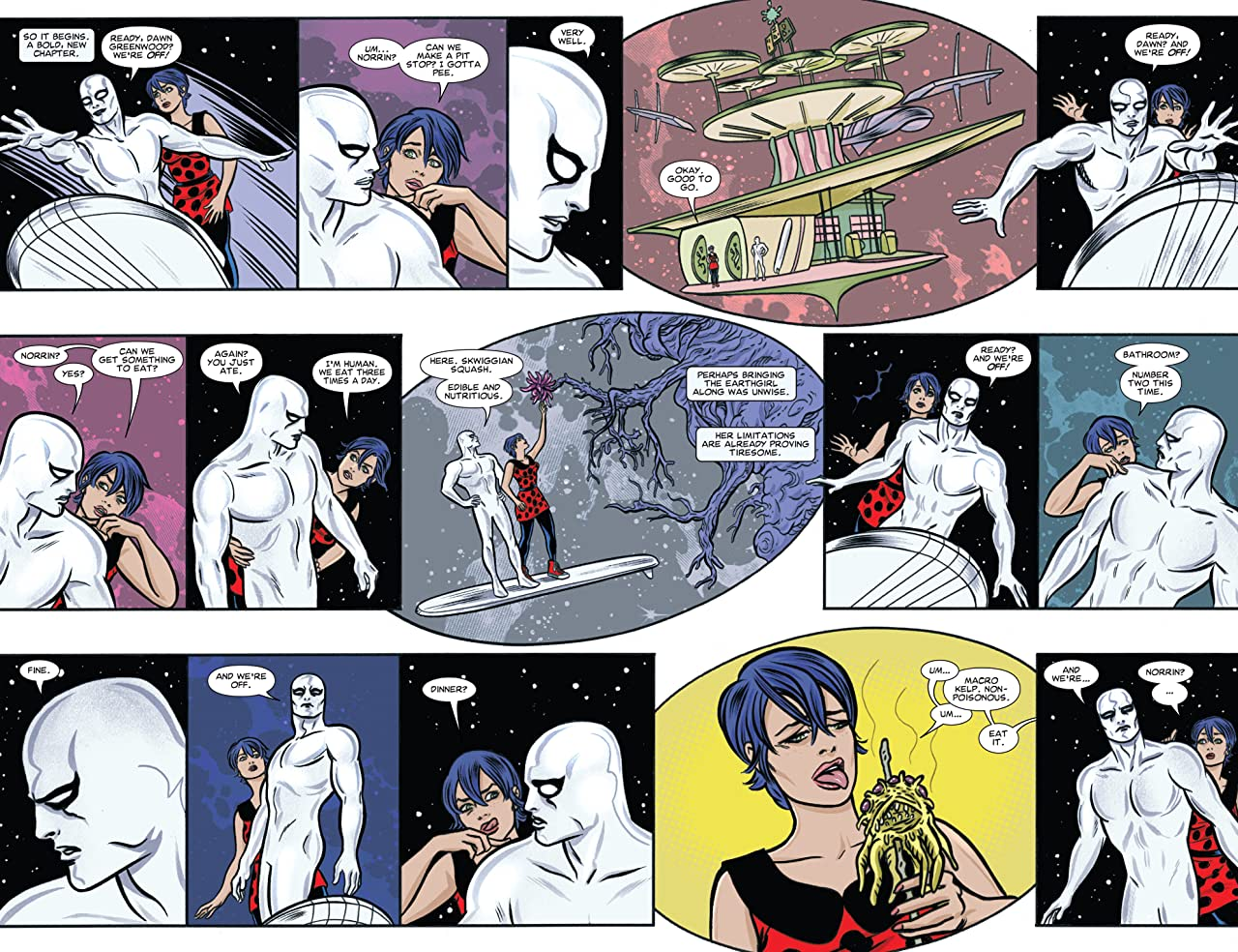 Silver Surfer (2014-2015) #6