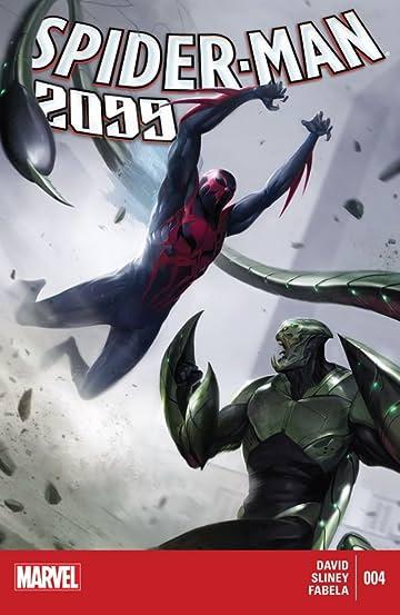 Spider-Man 2099 (2014-2015) No.4