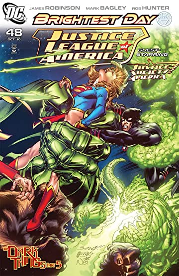 Justice League of America (2006-2011) #48