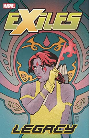 Exiles Tome 4: Legacy