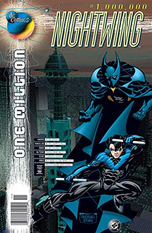 Nightwing (1996-2009) No.1000000