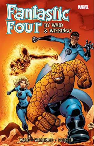 Fantastic Four By Mark Waid and Mike Wieringo: Ultimate Collection - Book Three