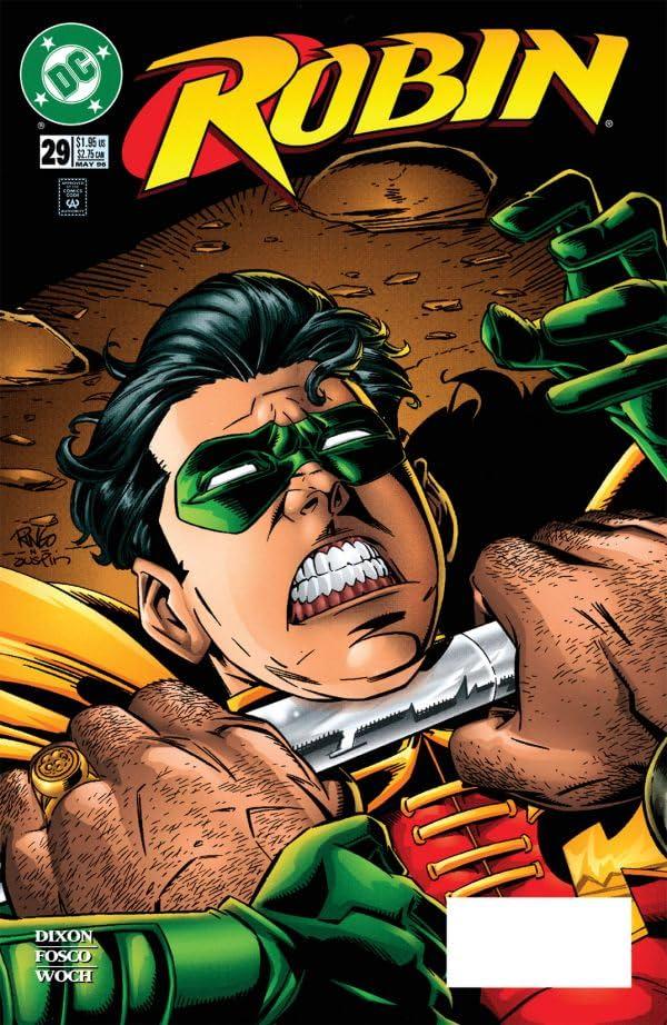 Robin (1993-2009) #29