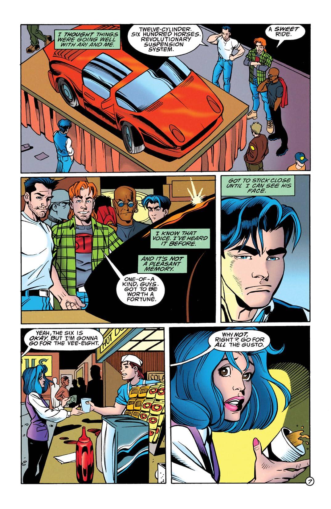 Robin (1993-2009) #31