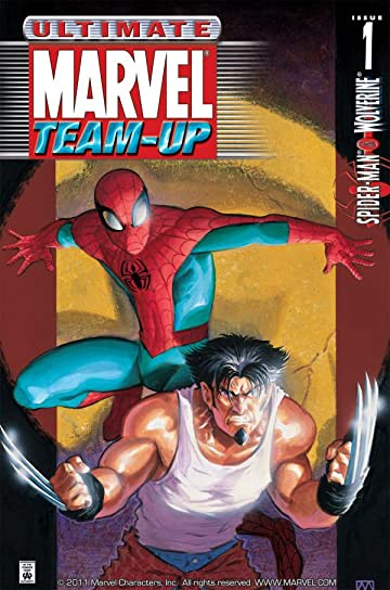 Ultimate Marvel Team-Up (2001-2002) #1
