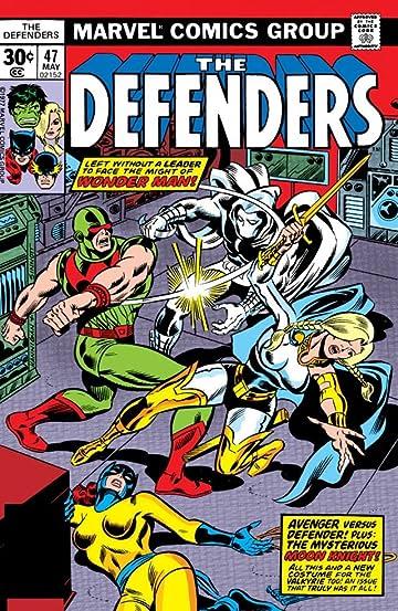 Defenders (1972-1986) #47