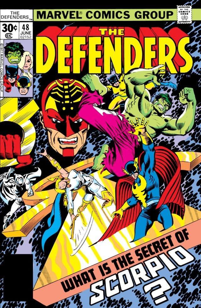 Defenders (1972-1986) #48